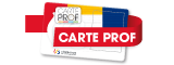 lien vers la site Carteprof.be