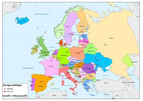 Carte De Leurope En Neerlandais.Enseignement Be Boite A Outils Des Professeurs Atlas