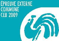 image epreuve externe 2009