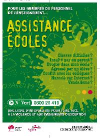 Assistance écoles