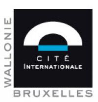 Logo cité internationale wallonie bruxelles