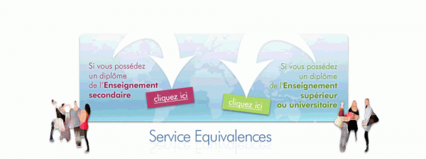 Logo site équivalences de diplôme