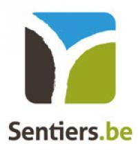 Sentiers.be - Logo