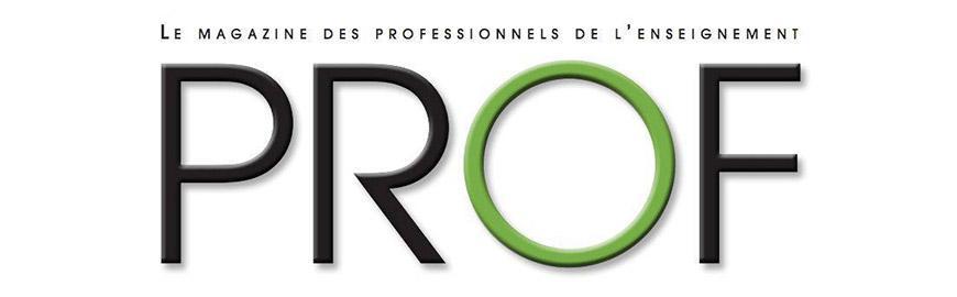 Espace Enseignant - logo magazine prof