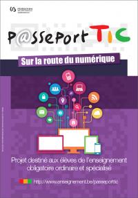Passeport TIC - Affiche