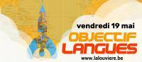logo salon Objectif langues - 19 mai 2017