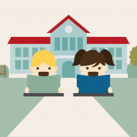 Capsule vidéo sur la ségrégation scolaire en Flandre et en Fédération Wallonie-Bruxelles