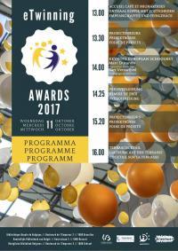 eTwinning - Remise de prix 2016-2017