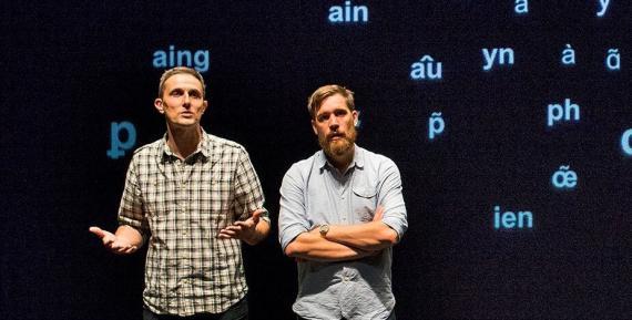Dans La Convivialité, Arnaud Hoedt et Jérôme Piron montrent que la norme orthographique est souvent arbitraire et pleine d'absurdités.