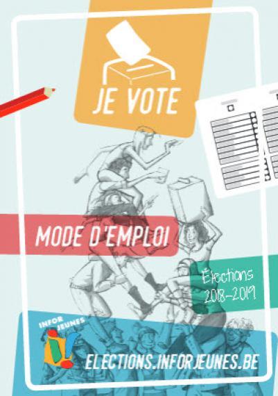 Je vote: mode d'emploi - élections 2018-2019
