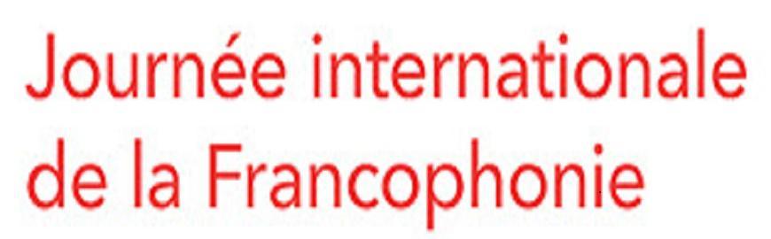 Journée internationale de la Francophonie aux Halles St Géry à Bruxelles