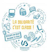 La solidarité en classe - concours Parlement FWB