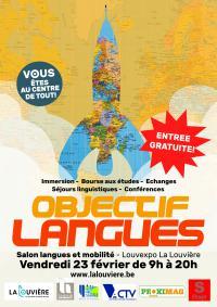 Salon Objecfifs Langue 2018 la Louvière