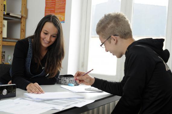 Le but ? Réintégrer les jeunes en six mois maximum dans une structure scolaire ou de formation, après les avoir aidés à construire un projet motivant et cohérent.