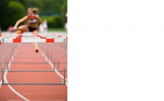 La réussite n'arrive parfois qu'après une course d'obstacles…