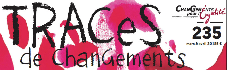 TRACeS de ChanGements n°235 Logo news