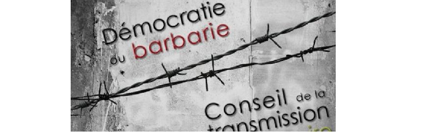 Logo NEWS Démocratie ou barbarie (DOB)