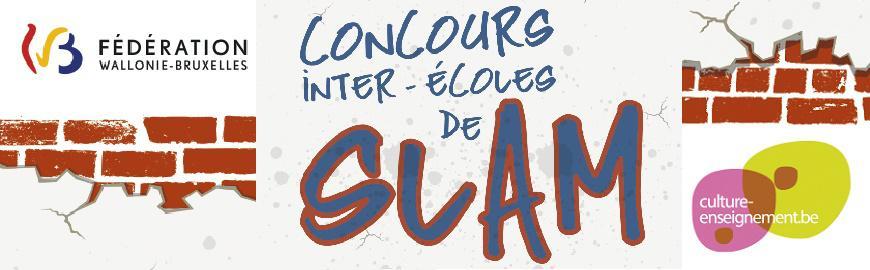 Logo NEWS Concours Slam 2018 - Culture-enseignement