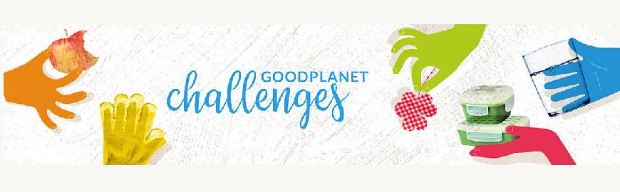 Logo NEWS GoodPlanet Challenge 2018