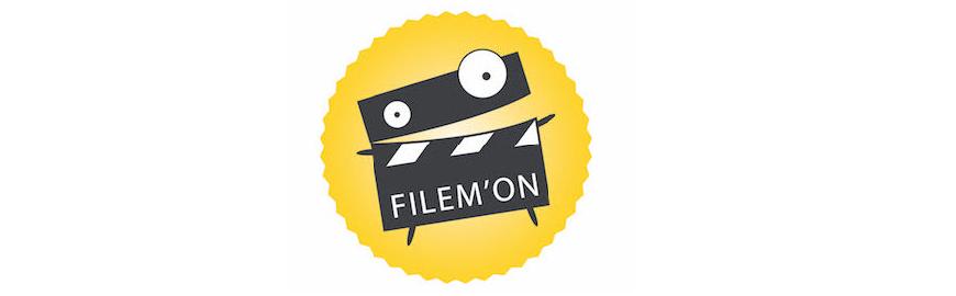logo news  @ Filem'On - Festival International de Cinéma Jeune Public