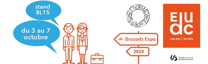 Logo news Espace Nord au Salon Éduc 2018