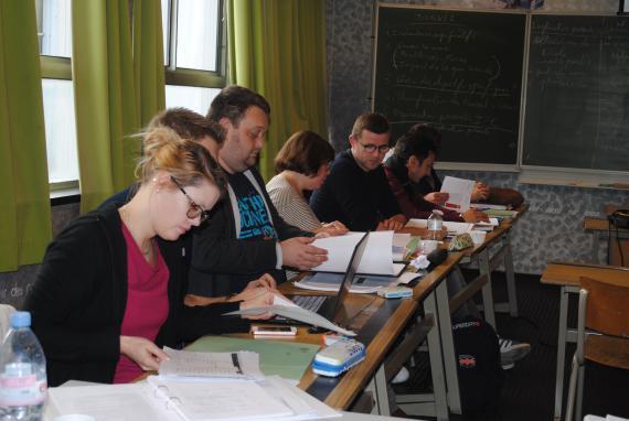 Sabine Delvallée, directrice : « C'est à nos enseignants de déterminer ce qu'ils veulent pour l'école ».