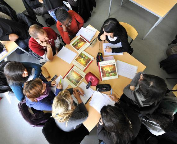 Les cercles de lecture sont aussi présents dans plusieurs hautes écoles.