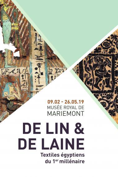 Mariemont, Expo. De lin et de laine