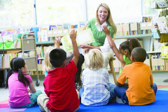 Le rôle des auxiliaires logopédiques ? Accompagner les enseignants dans l'observation et la prévention des difficultés des enfants.