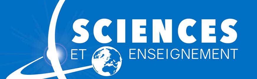 Logo projet sciences et enseignement