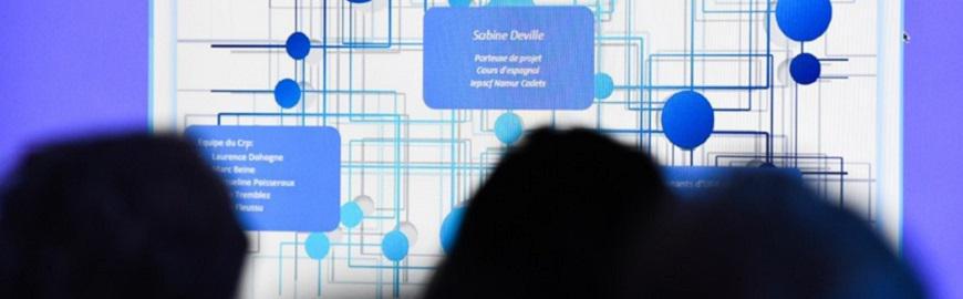Du 24 au 27 février, participez au salon Sett Connect, un salon virtuel consacré au numérique dans l'enseignement. Au programme ? Six conférences et un chat avec les intervenants.