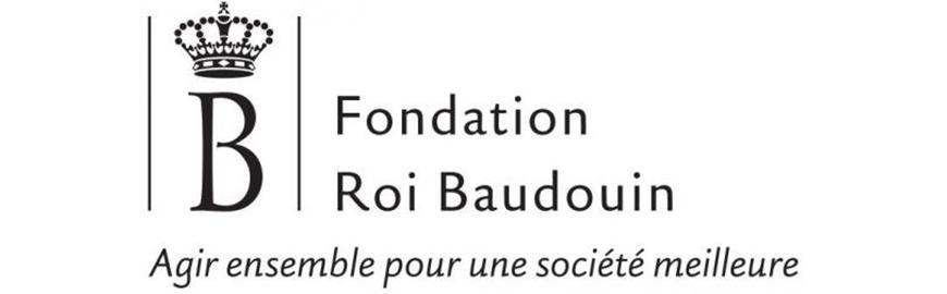 Logo Fondation Roi Baudouin
