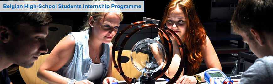 Le CERN organise un stage de deux semaines du 24 octobre au 6 novembre pour les élèves de 5e et 6e secondaire ayant au minimum 16 ans.