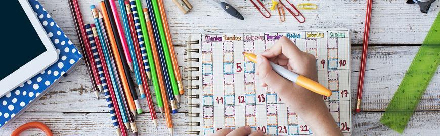 Publication du calendrier scolaire 2021-2022