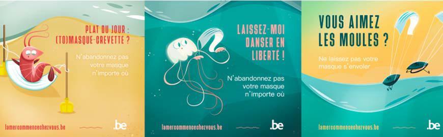 Campagne La mer commence chez vous
