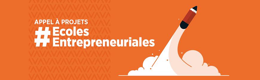 Appel à projets écoles entrepreneuriales